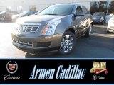 2014 Terra Mocha Metallic Cadillac SRX Luxury #88103507