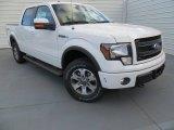 2014 Oxford White Ford F150 FX4 SuperCrew 4x4 #88104178