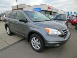 2011 Polished Metal Metallic Honda CR-V SE 4WD #88104702