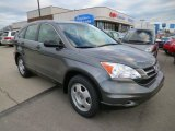 2011 Polished Metal Metallic Honda CR-V LX 4WD #88104701