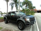 2010 Tuxedo Black Ford F150 SVT Raptor SuperCab 4x4 #88103815