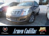 2014 Terra Mocha Metallic Cadillac SRX Luxury AWD #88103485