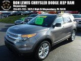 2011 Sterling Grey Metallic Ford Explorer XLT 4WD #88104163