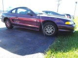 1996 Ford Mustang Thistle Metallic