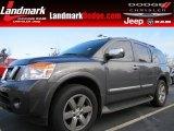 2012 Smoke Gray Nissan Armada SL #88103987
