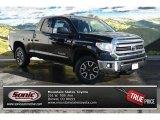 2014 Black Toyota Tundra SR5 TRD Double Cab 4x4 #88103464