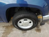 GMC Canyon 2005 Wheels and Tires