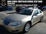 2014 Cashmere Pearl Chrysler 200 Limited Sedan #88104139