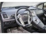 Toyota Prius 3rd Gen Interiors