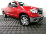 2012 Radiant Red Toyota Tundra SR5 Double Cab 4x4 #88104360