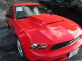 2012 Race Red Ford Mustang V6 Coupe #88103763