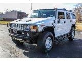 2003 White Hummer H2 SUV #88104351