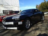 2014 Black Chevrolet Camaro LS Coupe #88103944