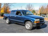 2004 Chevrolet S10 LS Crew Cab 4x4 Data, Info and Specs