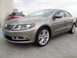 Light Brown Metallic Volkswagen CC in 2014