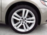 2014 Volkswagen CC Executive Wheel