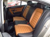 2014 Volkswagen CC Executive Rear Seat