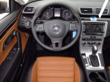 2014 Volkswagen CC Executive Dashboard