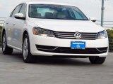 2014 Candy White Volkswagen Passat 1.8T Wolfsburg Edition #88104637