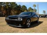 2013 Pitch Black Dodge Challenger SRT8 392 #88104494