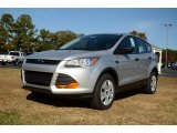 2014 Ingot Silver Ford Escape S #88104491