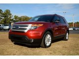 2014 Ruby Red Ford Explorer XLT #88104489