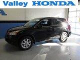 2011 Crystal Black Pearl Honda CR-V SE 4WD #88103597
