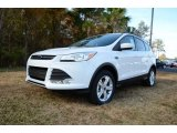 2014 Oxford White Ford Escape SE 1.6L EcoBoost #88104487