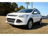 2014 Oxford White Ford Escape SE 1.6L EcoBoost #88104482