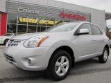 2013 Brilliant Silver Nissan Rogue S Special Edition #88104281
