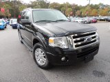 2013 Tuxedo Black Ford Expedition XLT #88192625