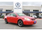 2007 Victory Red Chevrolet Cobalt LS Coupe #88192333