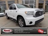 2008 Super White Toyota Tundra Limited Double Cab #88192768