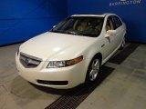 2004 White Diamond Pearl Acura TL 3.2 #88192330