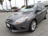 2014 Sterling Gray Ford Focus SE Sedan #88192384