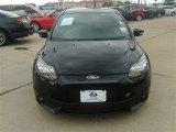2013 Tuxedo Black Ford Focus ST Hatchback #88192452