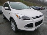 2014 White Platinum Ford Escape Titanium 2.0L EcoBoost 4WD #88192523