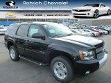 2014 Black Chevrolet Tahoe LT 4x4 #88192810