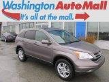 2011 Urban Titanium Metallic Honda CR-V EX-L 4WD #88192509