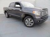 2014 Magnetic Gray Metallic Toyota Tundra Platinum Crewmax #88192607