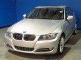 2011 Titanium Silver Metallic BMW 3 Series 335i xDrive Sedan #88192313
