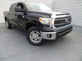 2014 Black Toyota Tundra SR5 Crewmax #88192605