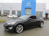 2013 Becketts Black Hyundai Genesis Coupe 3.8 R-Spec #88192749