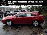 2014 Deep Cherry Red Crystal Pearl Chrysler 200 Touring Sedan #88192498