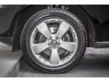 Mercedes-Benz ML 2010 Wheels and Tires