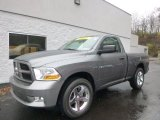 2012 Mineral Gray Metallic Dodge Ram 1500 ST Regular Cab 4x4 #88192655