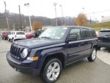 2014 True Blue Pearl Jeep Patriot Latitude 4x4 #88192653