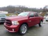 2014 Deep Cherry Red Crystal Pearl Ram 1500 Express Crew Cab 4x4 #88192648