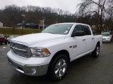2014 Bright White Ram 1500 SLT Crew Cab 4x4 #88192647