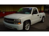 2002 Summit White Chevrolet Silverado 1500 LS Regular Cab #88192640